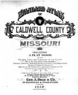 Title Page, Caldwell County 1917